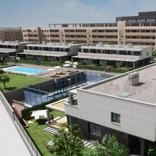 Residencia MB
