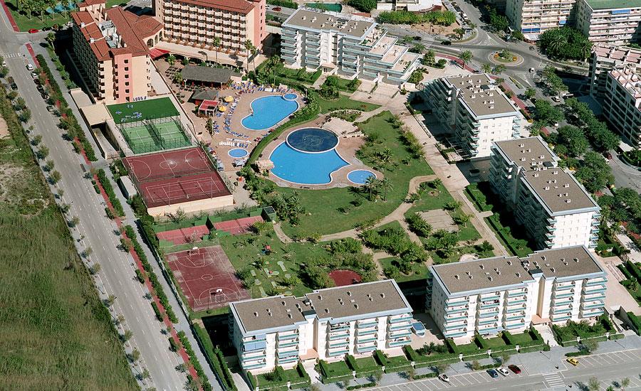 Prohisa - Edificio Los Juncos