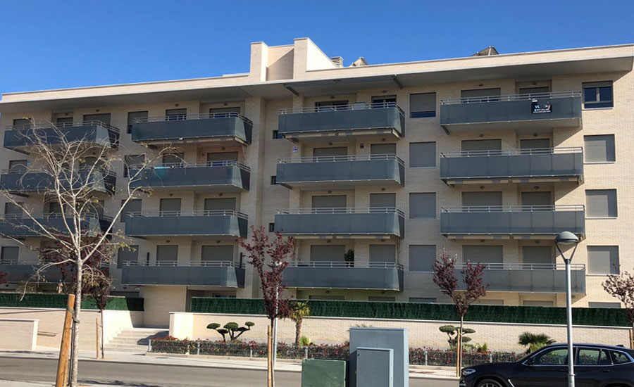 Prohisa - Edificio Los Olivos